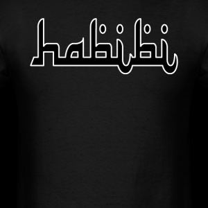 Habibi- White Outline