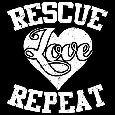 Animal Rescue Mens T Shirt