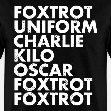 FOXTROT UNIFORM CHARLIE KILO OSCAR HOODIE FUNNY XMAS GIFT IDEA MEN WOMEN RUDE