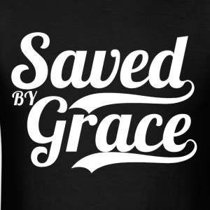 Saved By Grace Bible Verse Scripture Quote
