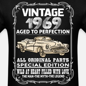 VINTAGE 1969-AGED TO PERFECTION