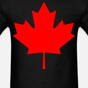 Canada Maple leaf red