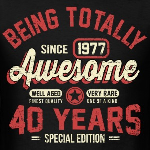 40 Years Of Being Awesome