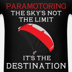 Paramotoring - Paramotoring- The sky's not the lim