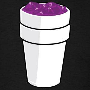 lean cup - Men's T-Shirt