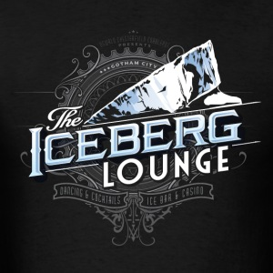 Iceberg Lounge - Men's T-Shirt