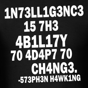 Intelligence - Stephen Hawking