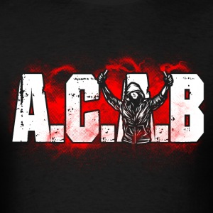 ACAB Pyro - Men's T-Shirt