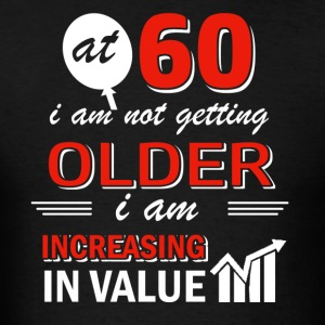 Funny 60 year old gifts - Men's T-Shirt