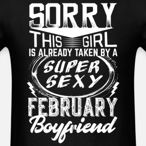 This Girl Is Taken By A Super Sexy February Boyfr