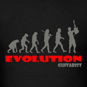 Guitarist Guitar ape of Evolution