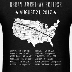 Great American Eclipse States Times