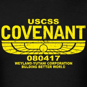 uscss covenant - Men's T-Shirt