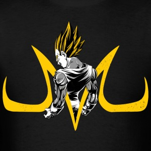 Majin Vegeta T Shirt - Men's T-Shirt