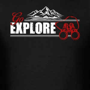 Go Explore Shirt - Men's T-Shirt