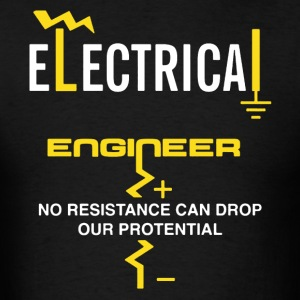 Electrical Engineer Shirt - Men's T-Shirt