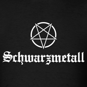 Schwarzmetall - German for Black Metal No.1