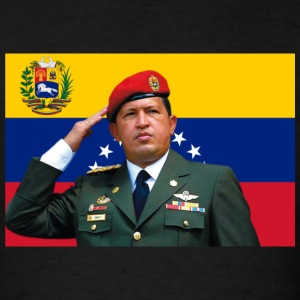 Hugo Chavez - Men's T-Shirt