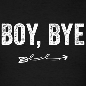 Boy - Boy, Bye - Men's T-Shirt