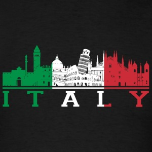 Italian - Italian - I Love Italy - Men's T-Shirt