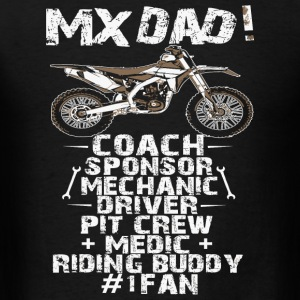 MX DAD - MX DAD - Men's T-Shirt