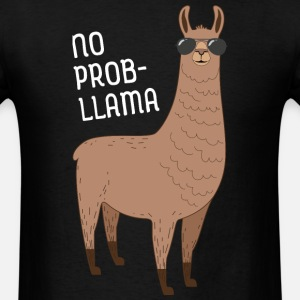 No Prob-Llama | Cool Llama with sunglasses Design