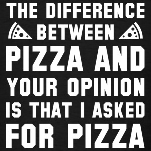 Pizza And Your Opinion