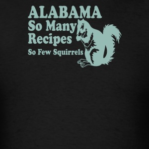 So Many Squirrels - Men's T-Shirt