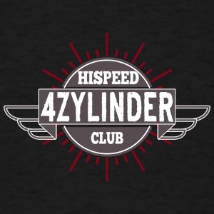 Vierzylinder Hispeed Club - Men's T-Shirt