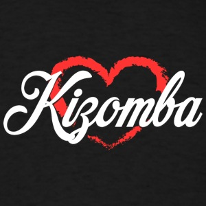 I_luk_kizomba - Men's T-Shirt
