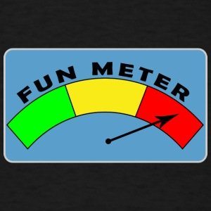 Fun Meter - Men's T-Shirt