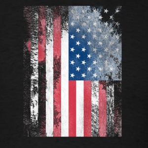 USA FLAGGE 2017 - Men's T-Shirt