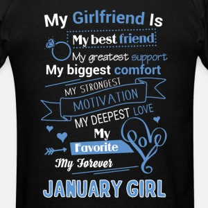 My friend is January girl