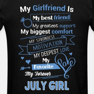 My friend is July girl