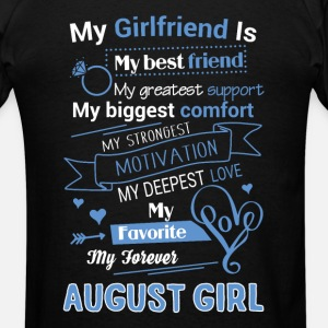 My friend is August girl