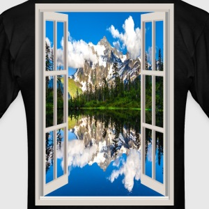 Window 1 - Men's T-Shirt