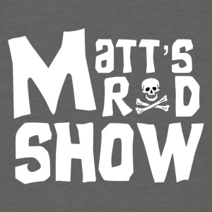Matt's Rad Show Logo. Kids Shirts. - Men's T-Shirt