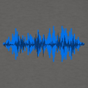 sound wave - Men's T-Shirt