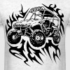 Fired Up UTV - Men's T-Shirt