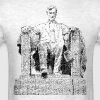 Lincoln Memorial - Men's T-Shirt