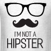 I'm Not A Hipster - Men's T-Shirt
