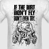 UTV Racer Dirt Fly - Men's T-Shirt