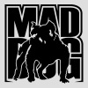 Mad dog - Men's T-Shirt