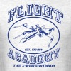 flight academy x wing - Men's T-Shirt