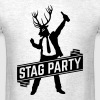 Stag Party / Bachelor Party (1C) - Men's T-Shirt