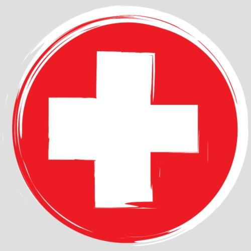 First Aid Symbol By Asseenontv Spreadshirt