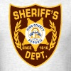 King County Sheriff - Men's T-Shirt