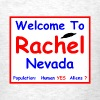 Rachel Nevada - Men's T-Shirt