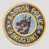 Boston Police K-9 Apparel T-shirts - Men's T-Shirt