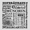 01 Bayern Bavaria Muenchen Munich Germany  - Men's T-Shirt